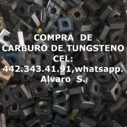 COMPRA DE CARBURO