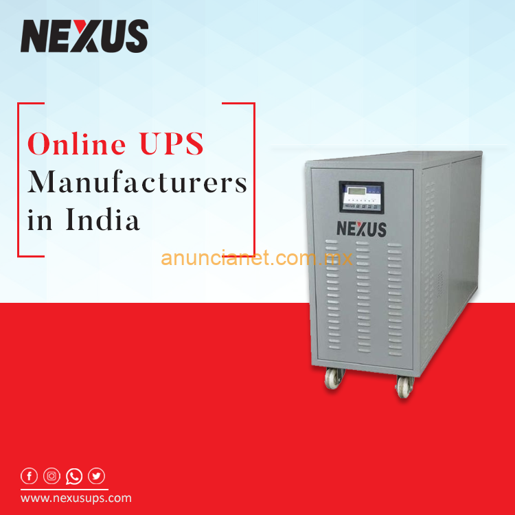 Online-UPS-Manufacturers-in-India